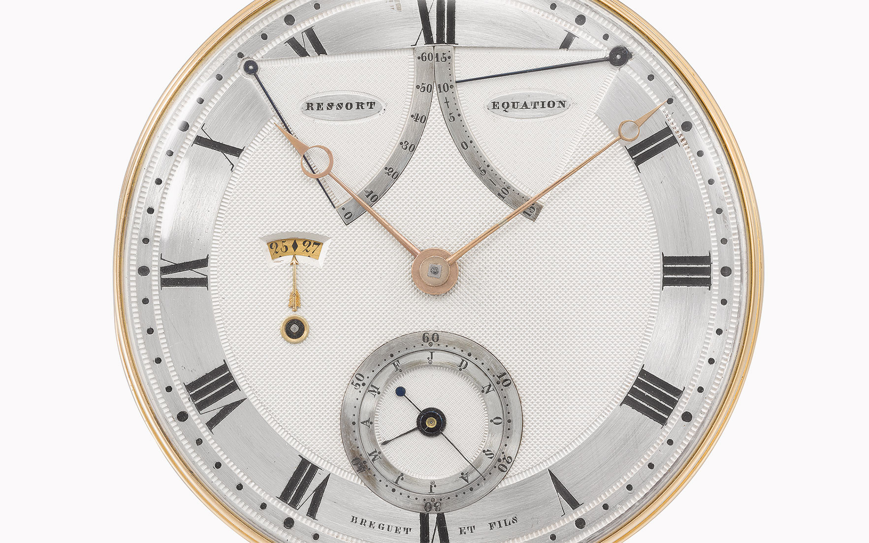 Watch No. 217: A Breguet maste