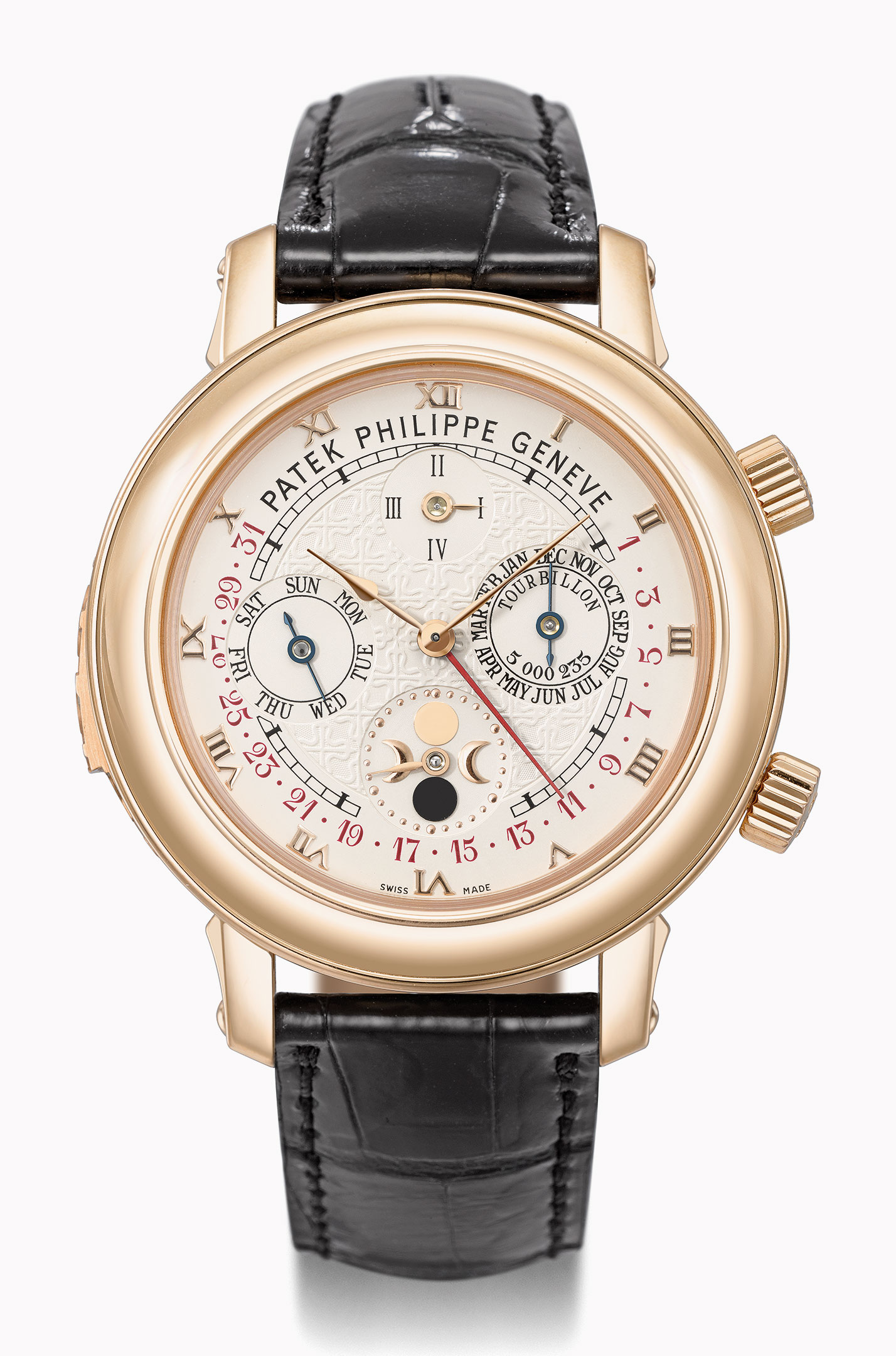 Patek philippe tourbillon watches