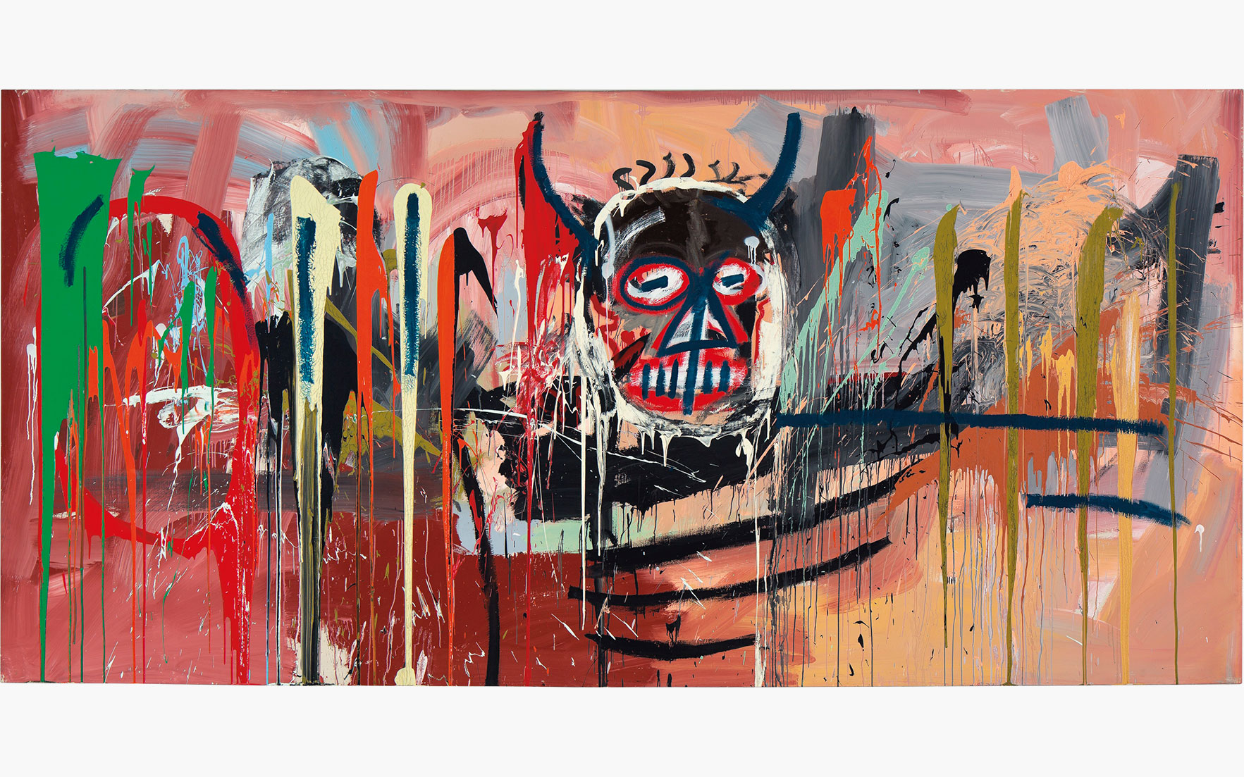 Epic Basquiat to lead Post-war