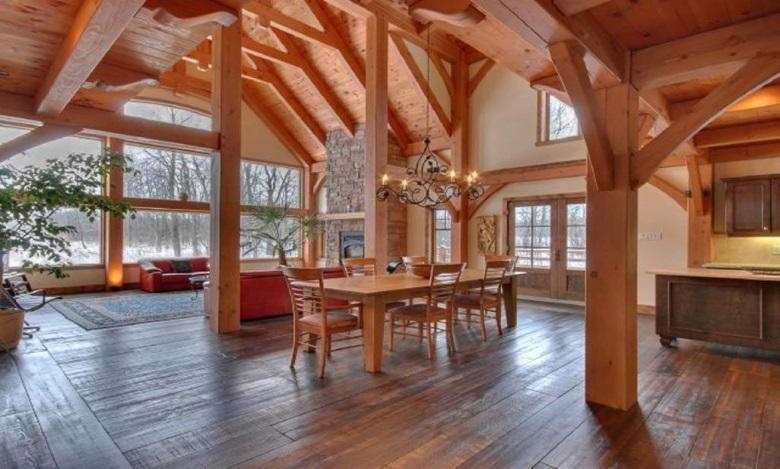 Eco friendly estates luxury living christie 39 s for Eco homes canada