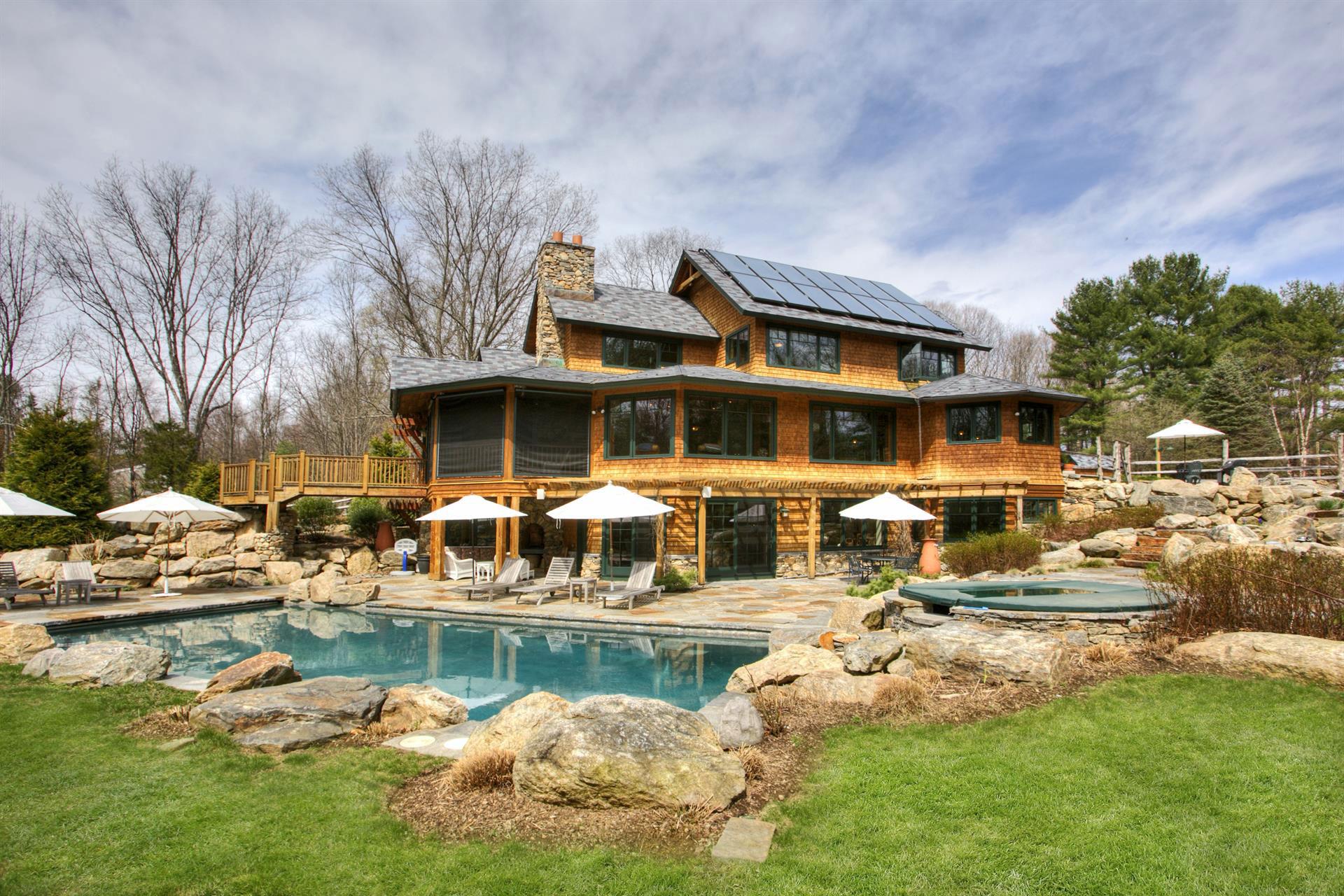 Eco Friendly Estates Luxury Living Christie