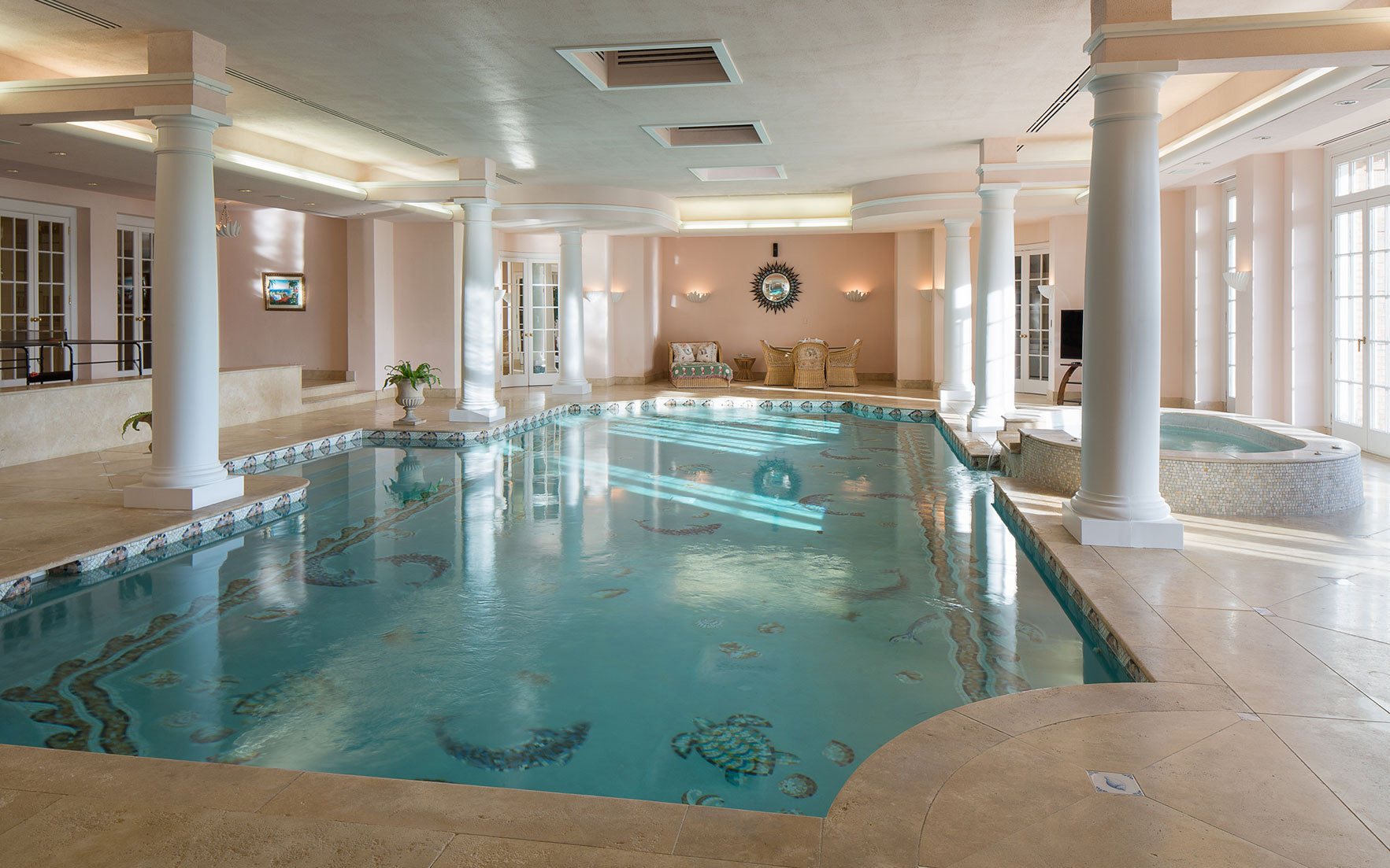 Indoor Swimming Pools Luxury Living Christie S