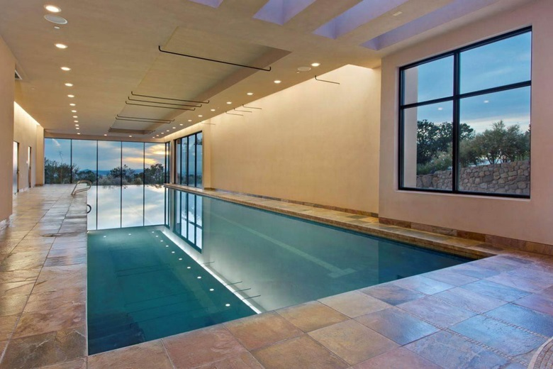 Indoor Swimming Pools Luxury Living Christies