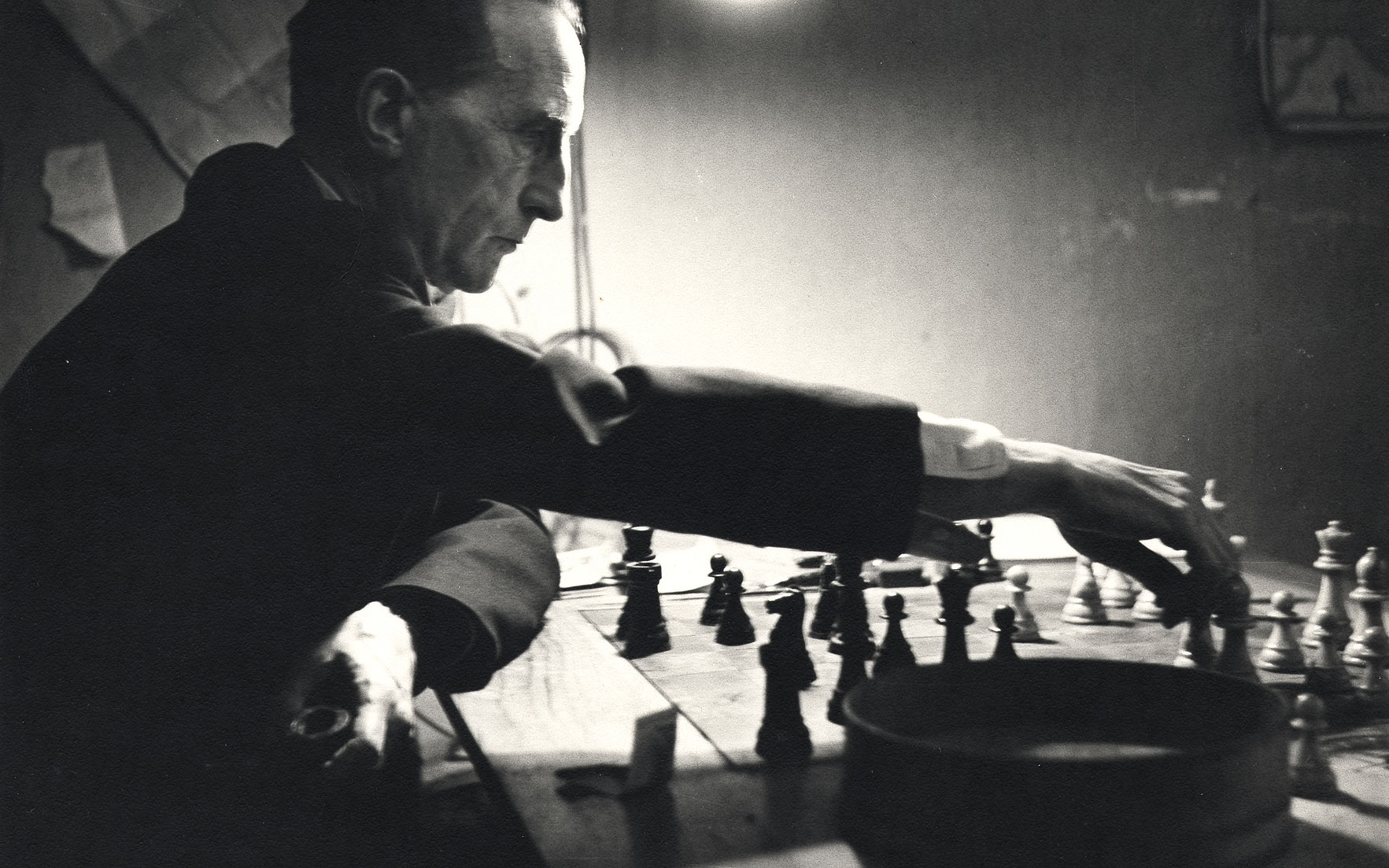 'Finding the right move': Marcel Duchamp and his passion for chess | Christie's