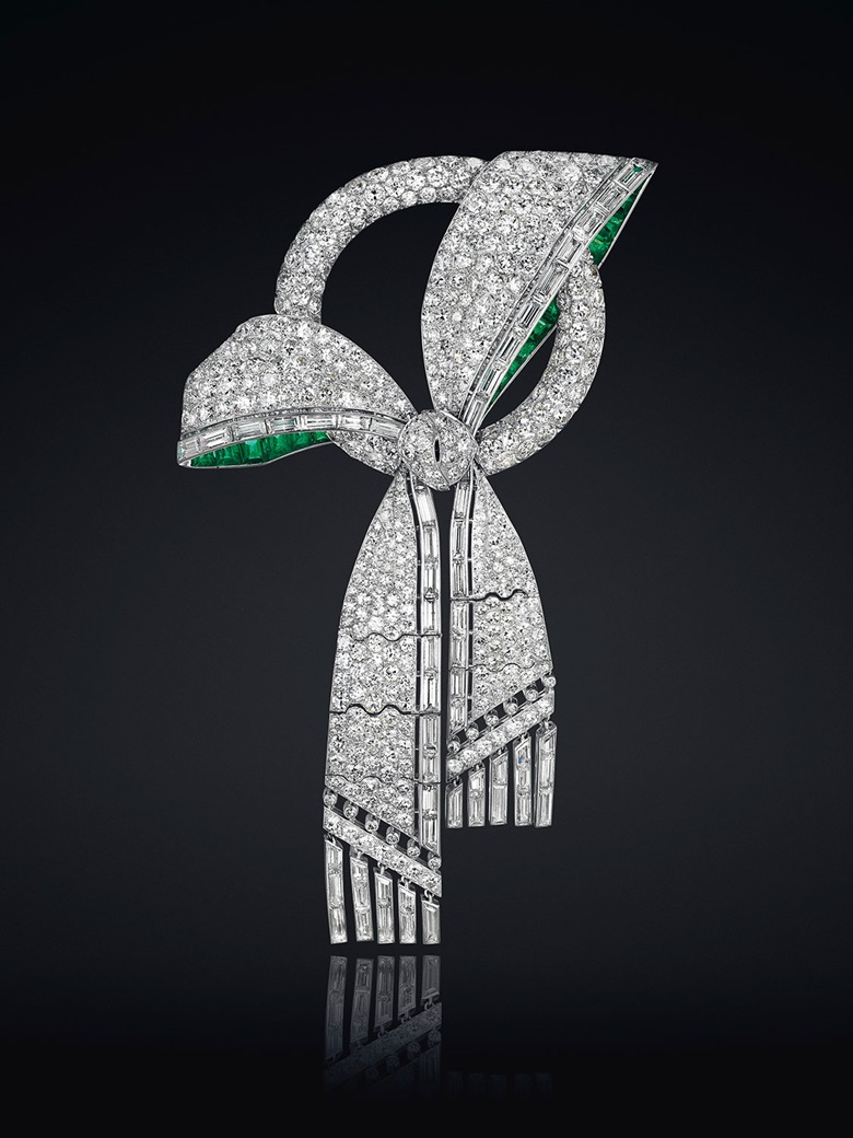 Jewellery fashions from the 1920s to 1970s christie 39 s for Art deco origin
