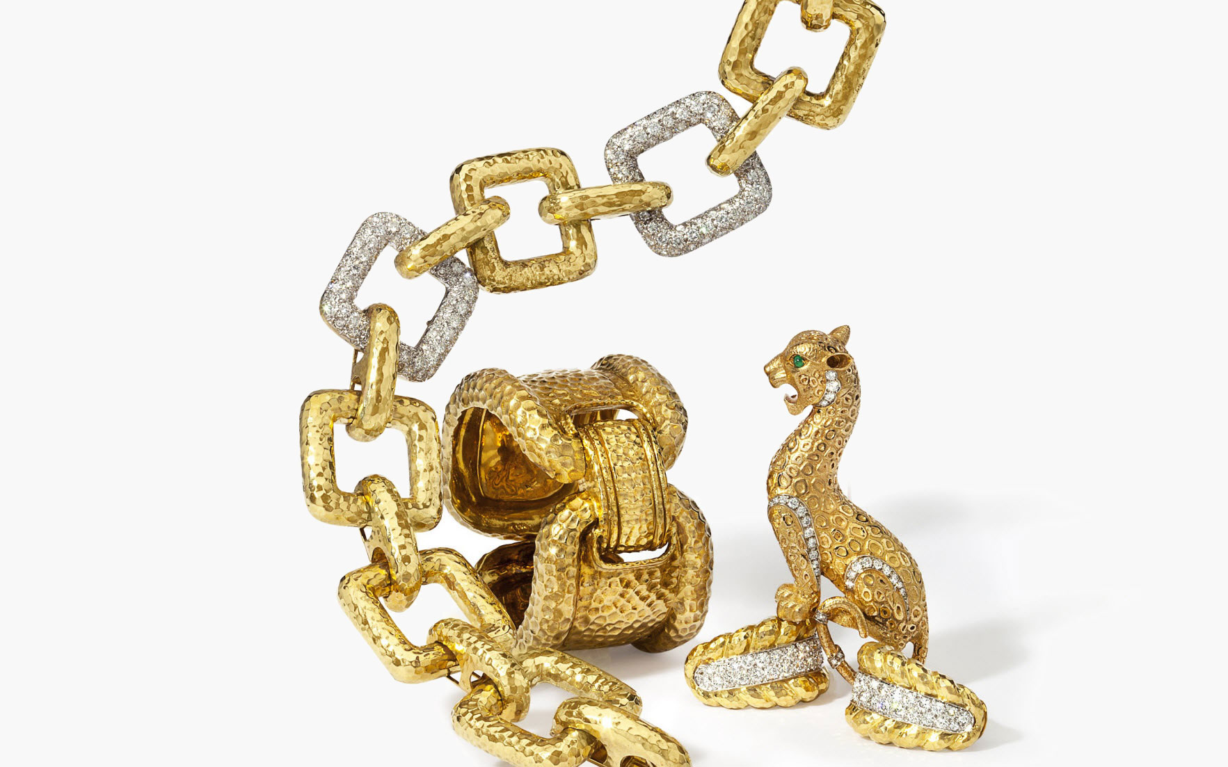Christie's Jewels Online The golden touch