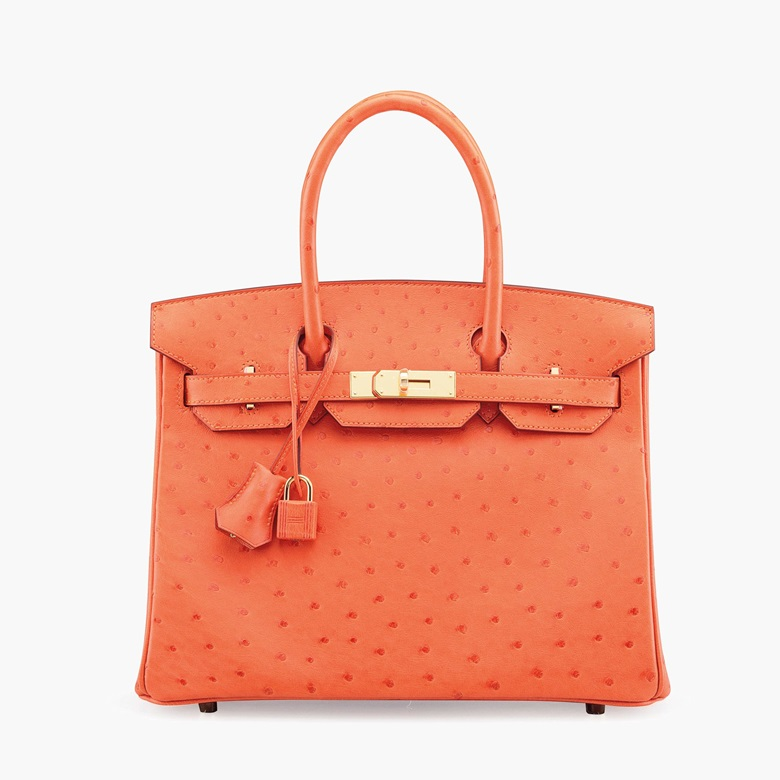 how to tell real ostrich leather - 5 handbags to update your wardrobe this Spring | Christie's