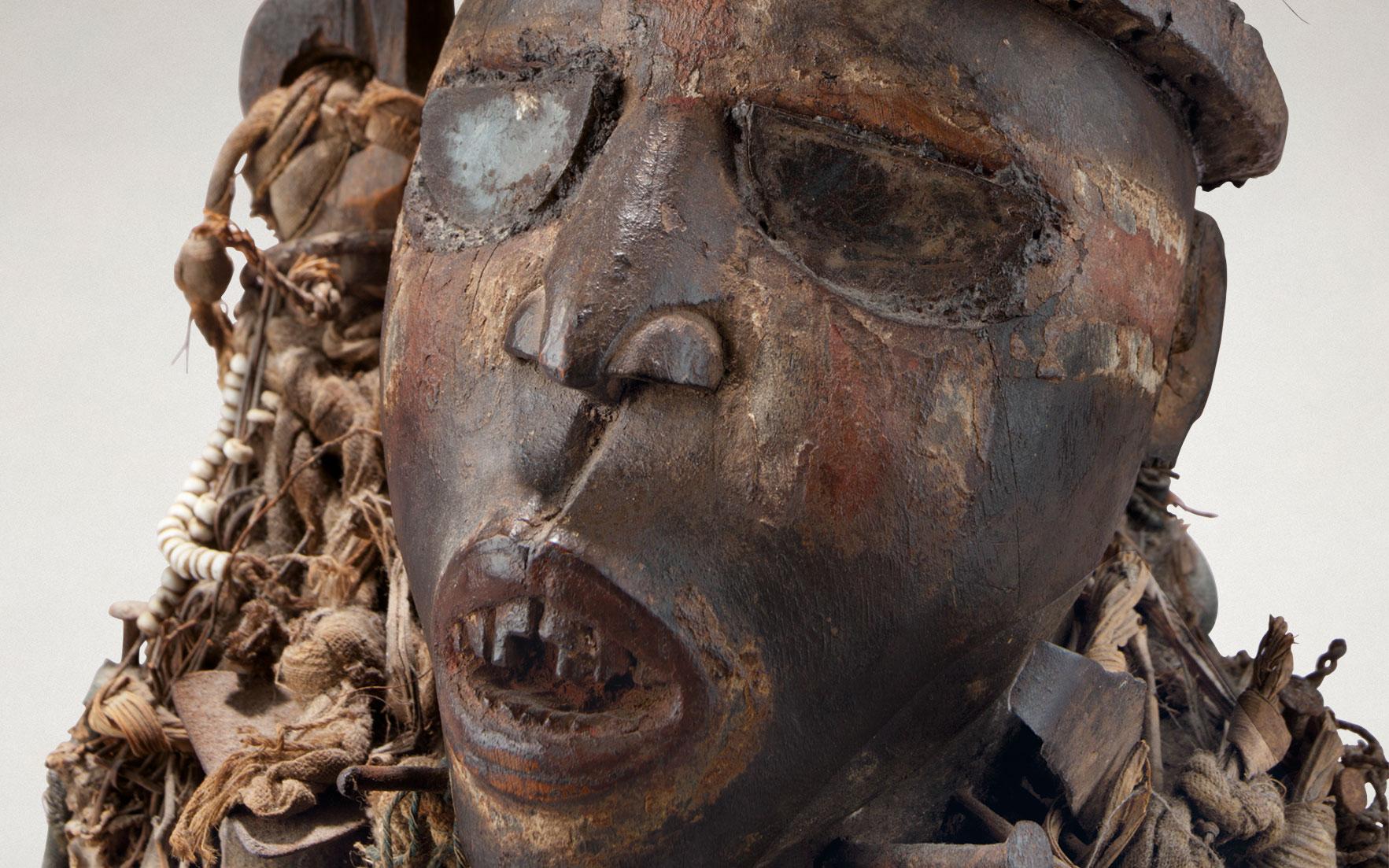 Antenna: How African masks ins