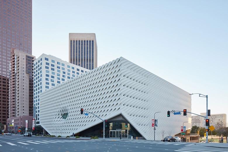 Broad Müzesi, Los Angeles