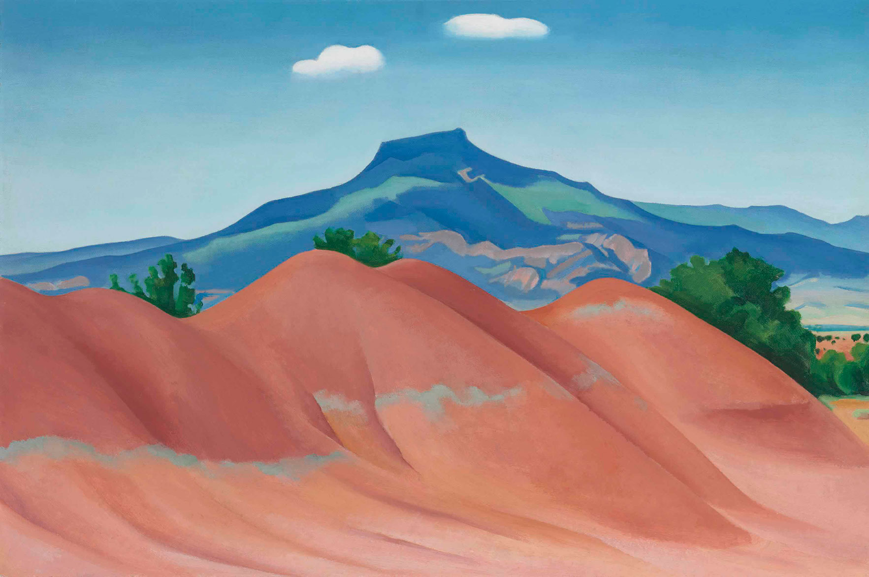 Pictures Of Georgia O Keeffe Paintings
