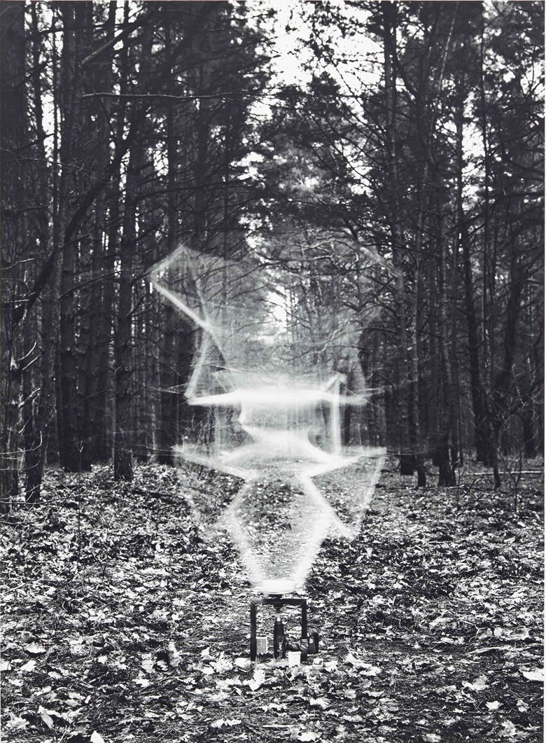 Taiyo Onorato & Nico Krebs (b. 1979), Ghost 3, 2013. Gelatin silver print. 45 x 33 in. (114.7 x 85.5 cm.) This work is number 3 from the edition of 3 plus 2 artist's proofs. Estimate £2,000-4,000. This work is offered in Photographs on 20 May at Christie's in London