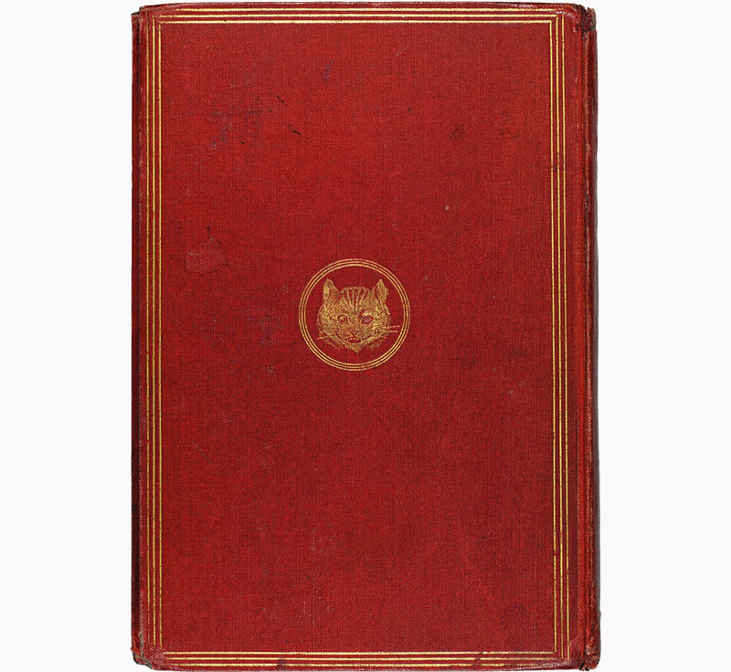 Alice's Adventures in Wonderland: An 1865 first edition by ...  Alice's Adven...