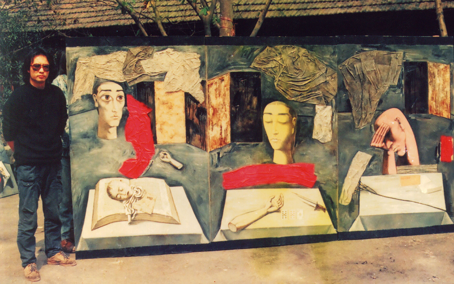 Zhang Xiaogang: 'Paintin
