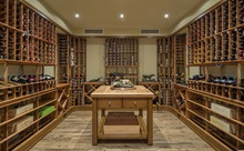 Luxury living: Wine cellars auction at Christies