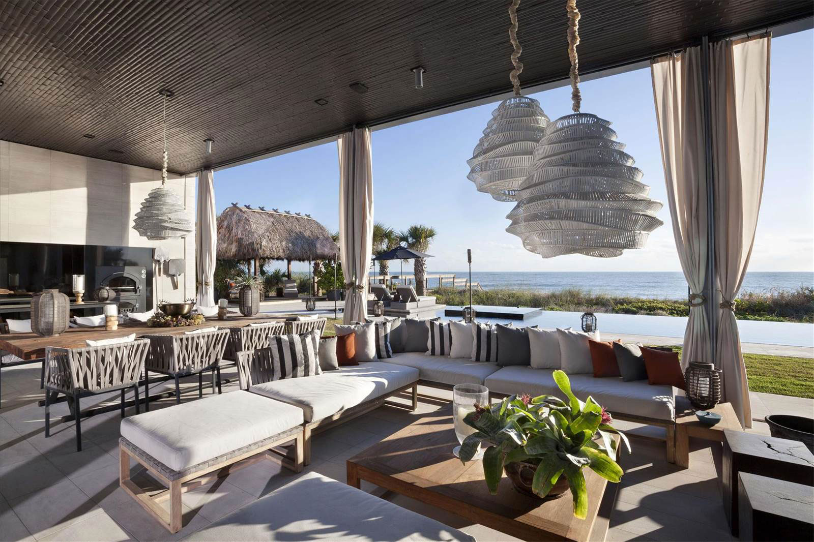 From Nassau To The Netherlands, 5 Exclusive Homes For The Alfresco Gourmet  U2014 All From Christieu0027s International Real Estate. 1; Oceanfront Marvel Vero  Beach ...