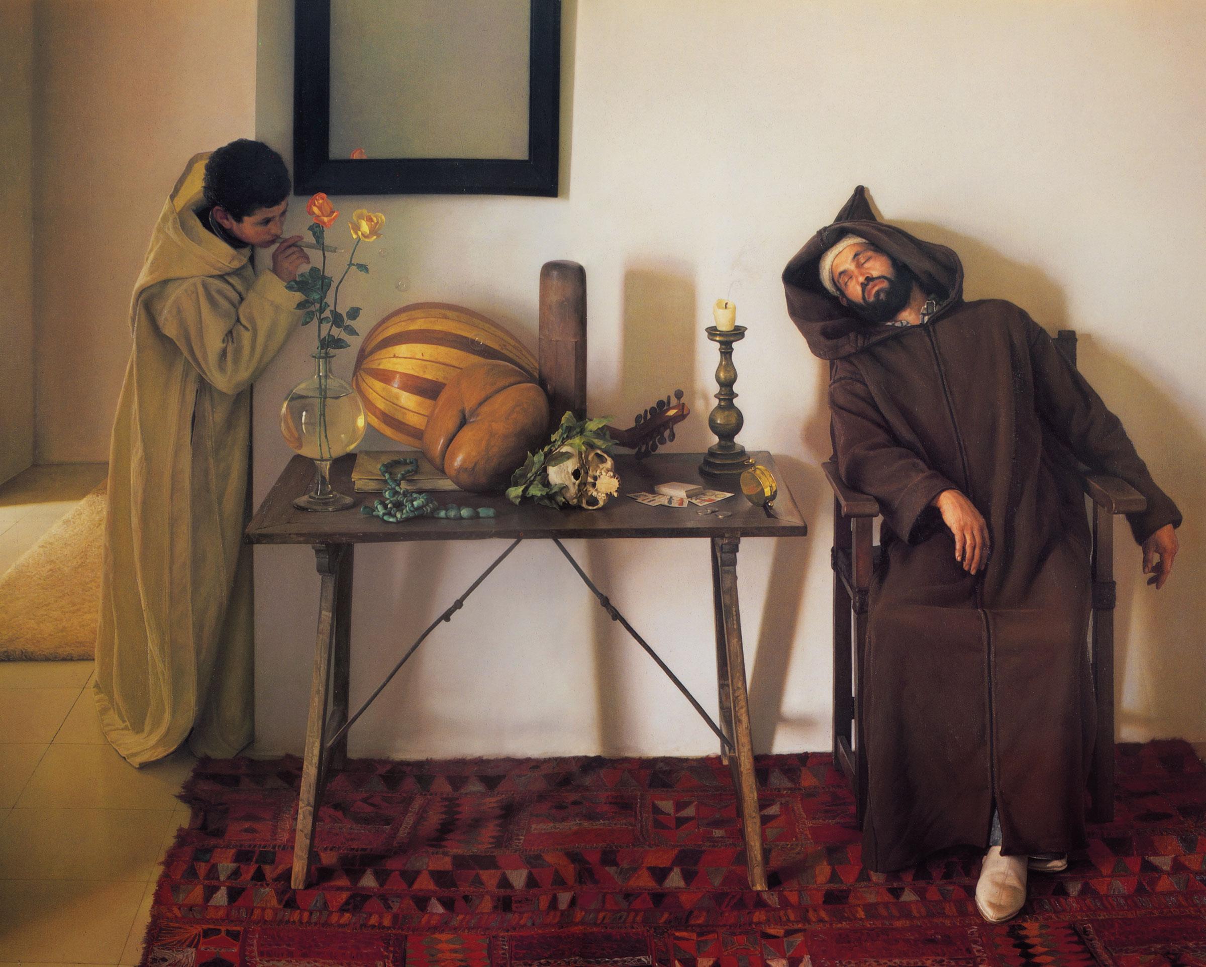 Claudio Bravo: Decorative art from his homes and studio | Christie's