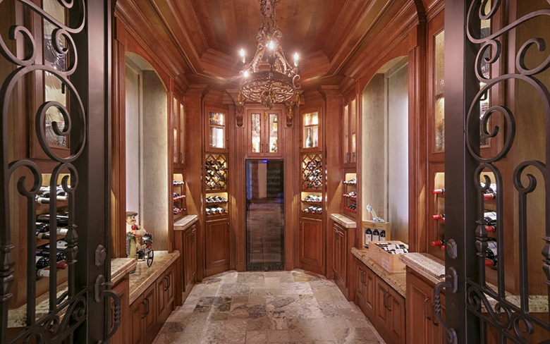 Luxury Properties With Wine Cellars Christie 39 S