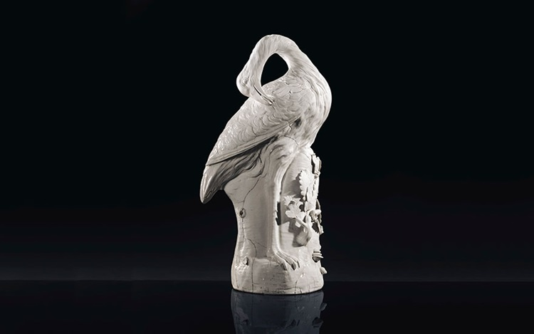 That rare bird auction at Christies