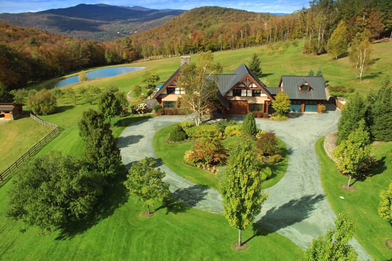 Property For Sale In Woodstock Vermont