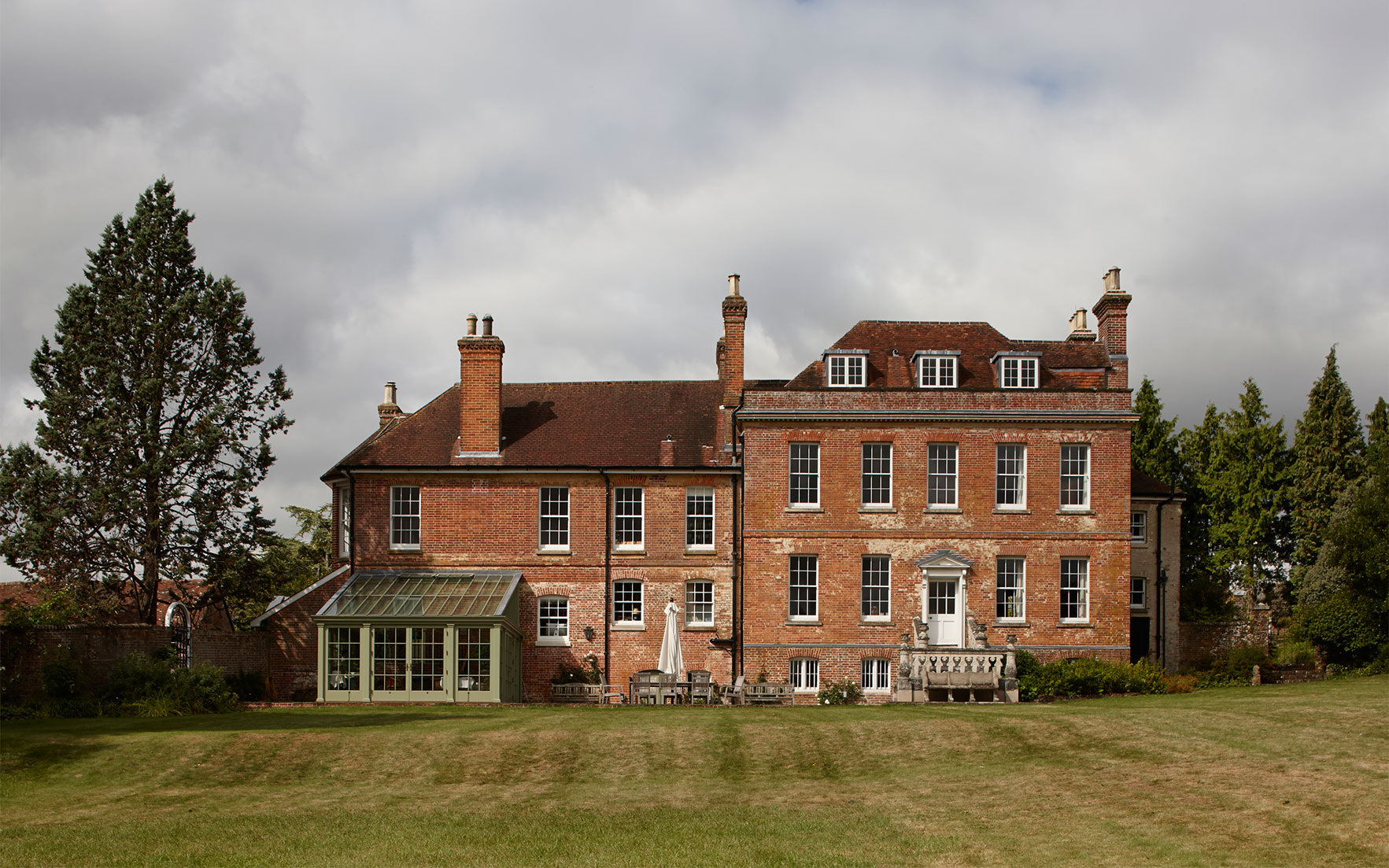 Maintaining the grounds of a landed British estate ... |British Estates