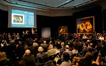 Rubens masterpiece sets Christ auction at Christies