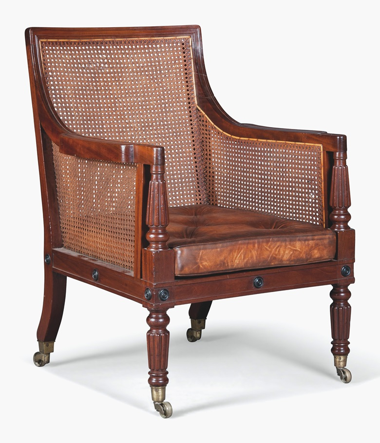 10 chairs in 10 different styles Christies