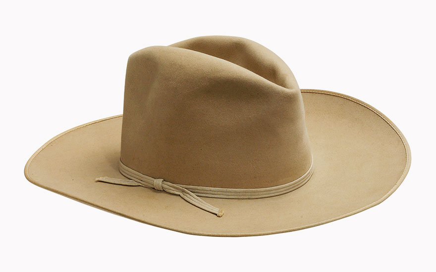 John Wayne's Stetson — and 5 o