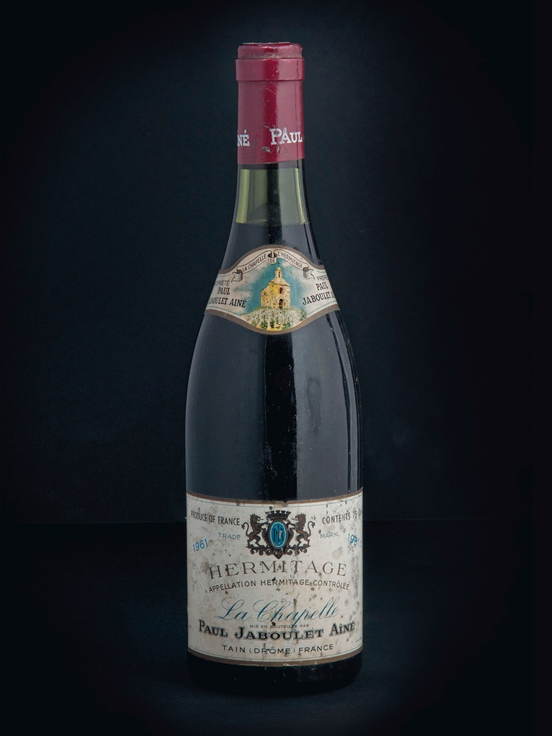 Hermitage La Chapelle 1961. Sold for £5,288 on 4 June 2015