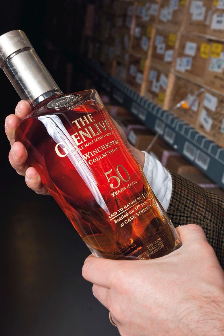 The Glenlivet, The Winchester Collection, 50-Year-Old 1964