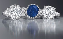 Engagement rings: The question auction at Christies