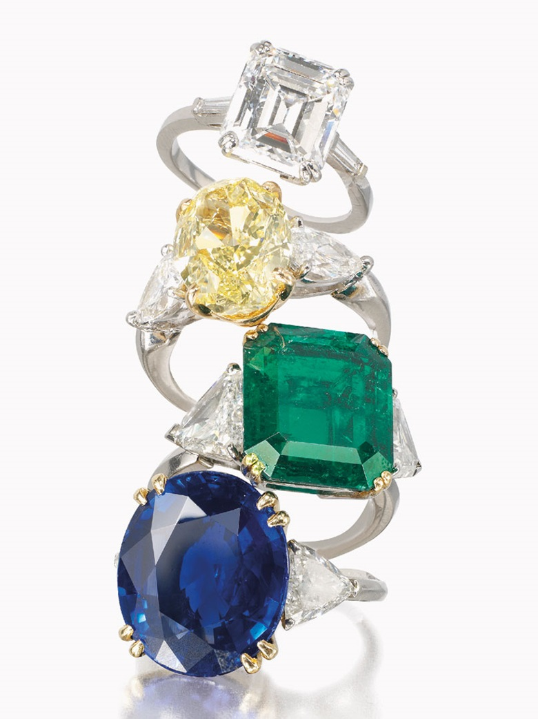 How To Buy An Engagement Ring At Auction Christie S