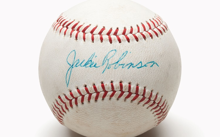 Baseball's greatest hits auction at Christies