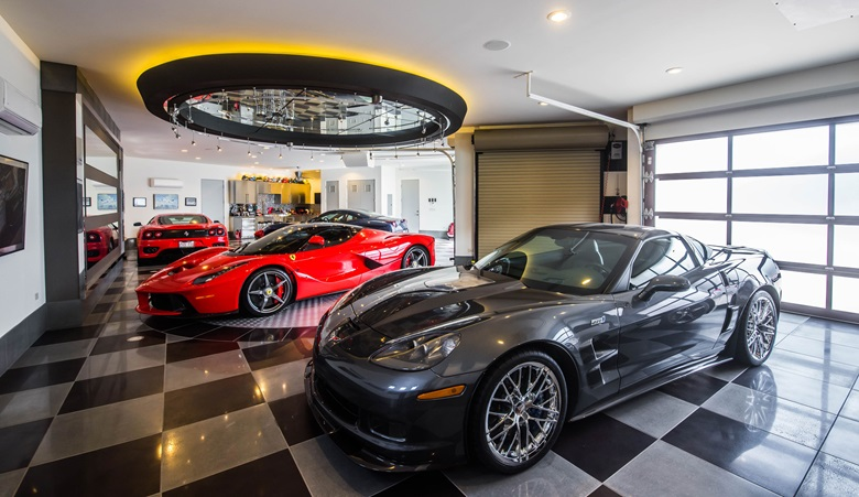 Homes For Car Enthusiasts Luxury Living Christie S