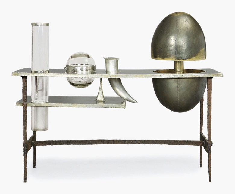 Francois-Xavier Lalanne (1927-2008), Bar YSL, 1965. Sold for €2,753,000 on 23-25 February 2009 in Paris