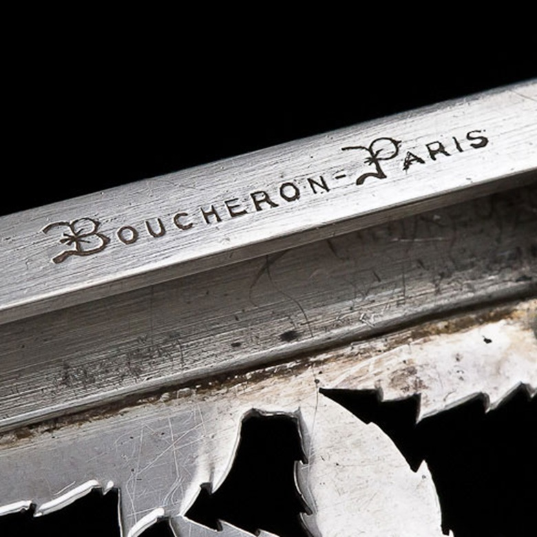 An example of a Boucheron signature