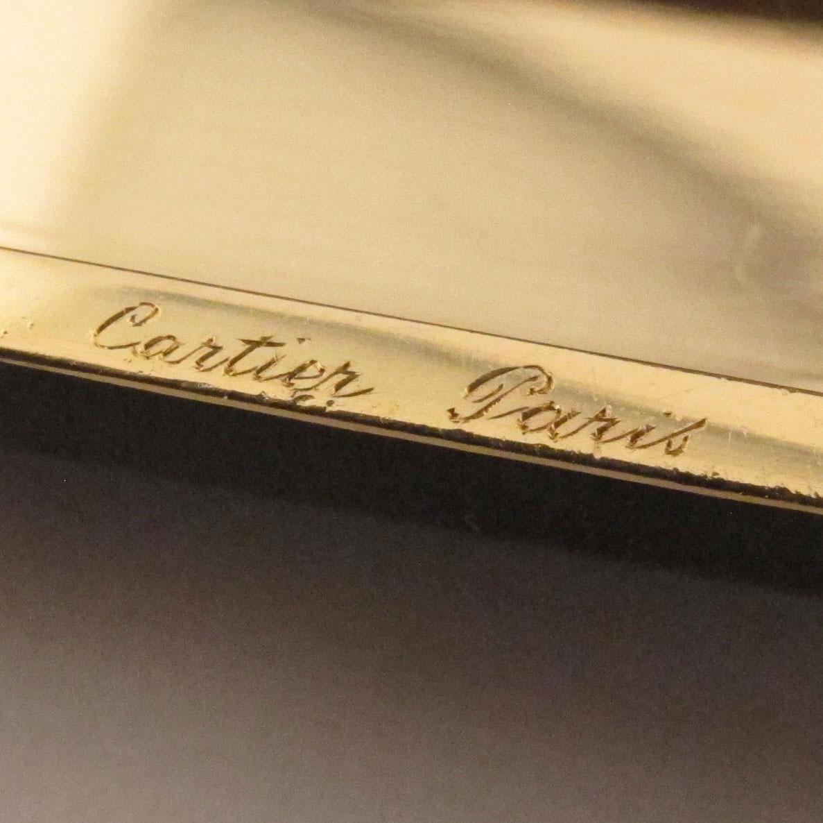 附卡地亞簽名的珠寶