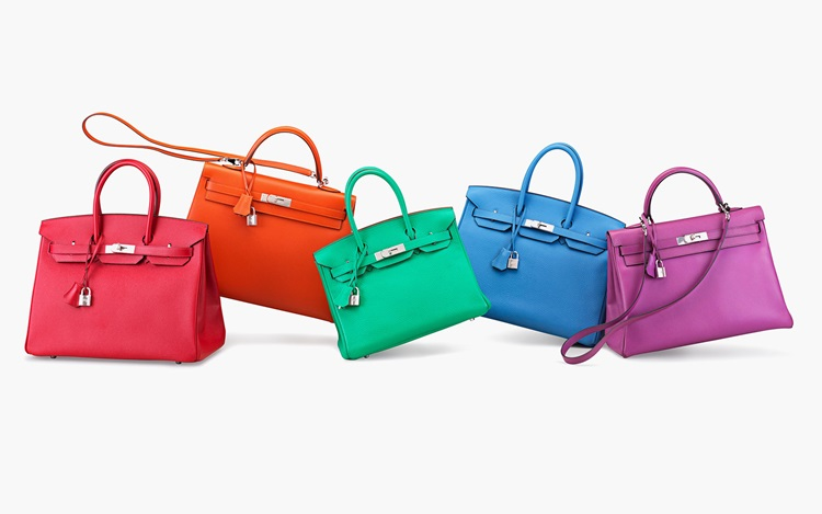 Hermès handbags for every budg auction at Christies