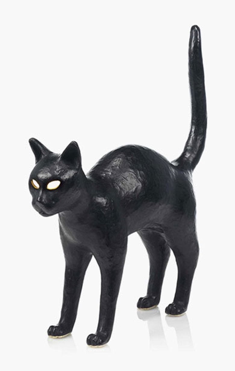 Studio Job (f. 2000), Black Cat, 2013. 21 in (53.5 cm) wide. Estimate £8,000-12,000. This lot is offered in Gordon Watson The Collector  on 13 October 2016 at Christie's in London, South Kensington