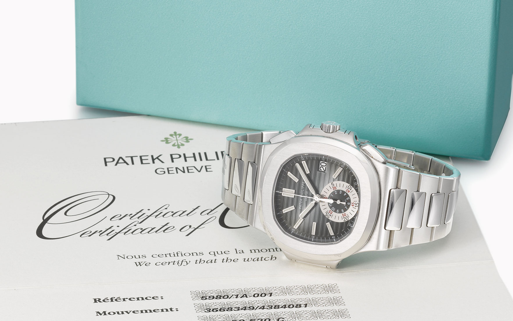 Secrets of the Patek Philippe Nautilus
