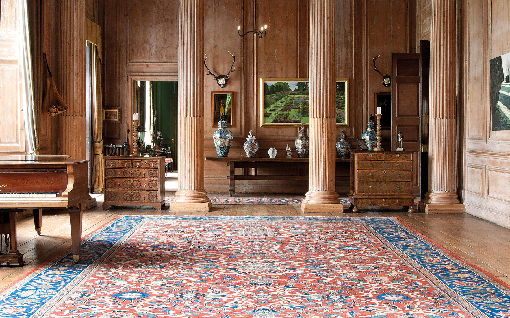 Why a vintage carpet beats all