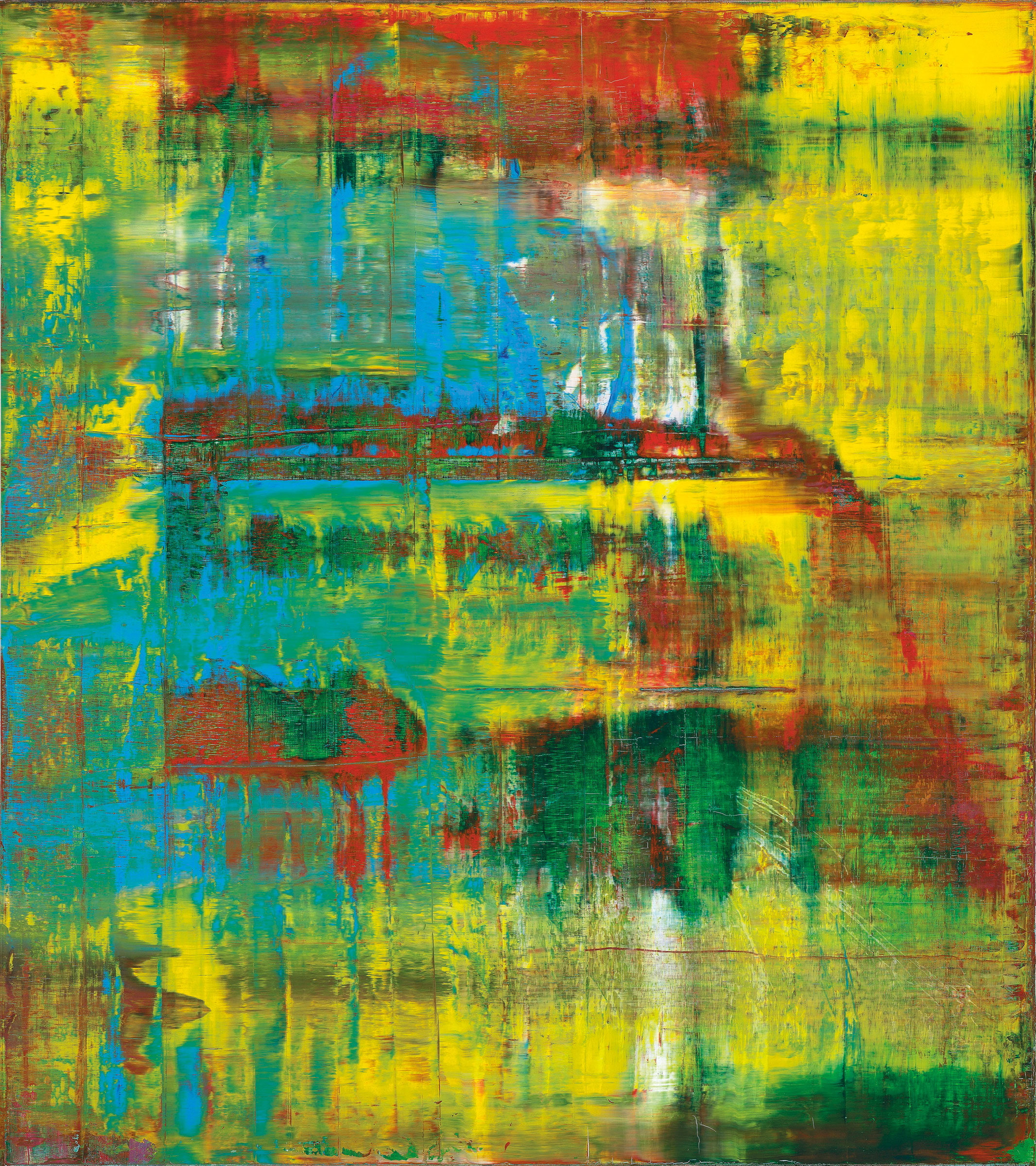 gerhard richter masterpiece from the collection of eric clapton christie 39 s. Black Bedroom Furniture Sets. Home Design Ideas