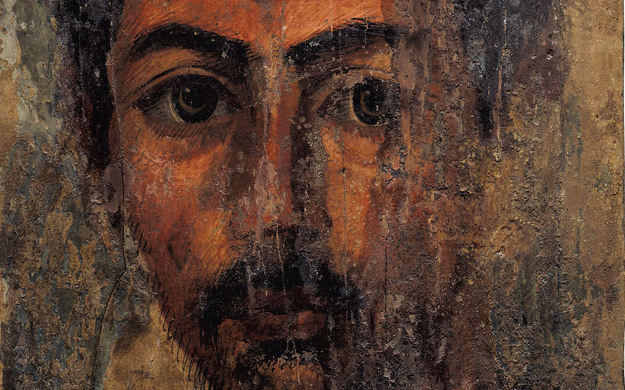 Mummy portraits A visual record of changing fashions in Roman Egypt