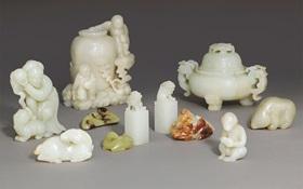 Chinese jades