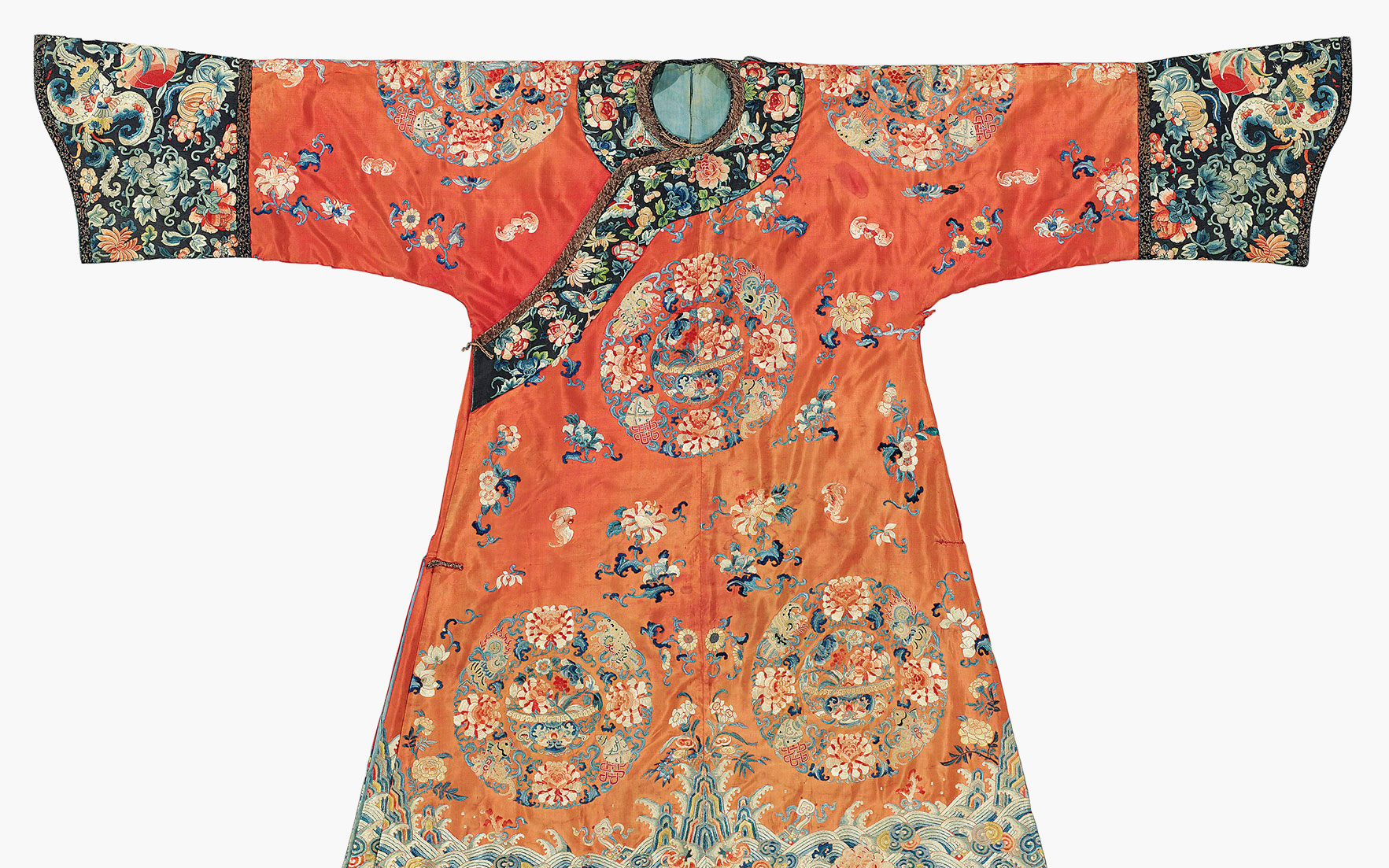 Collecting guide: Chinese robe