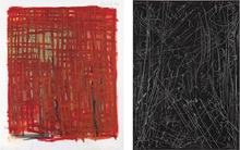 Abstraction as an art form for auction at Christies