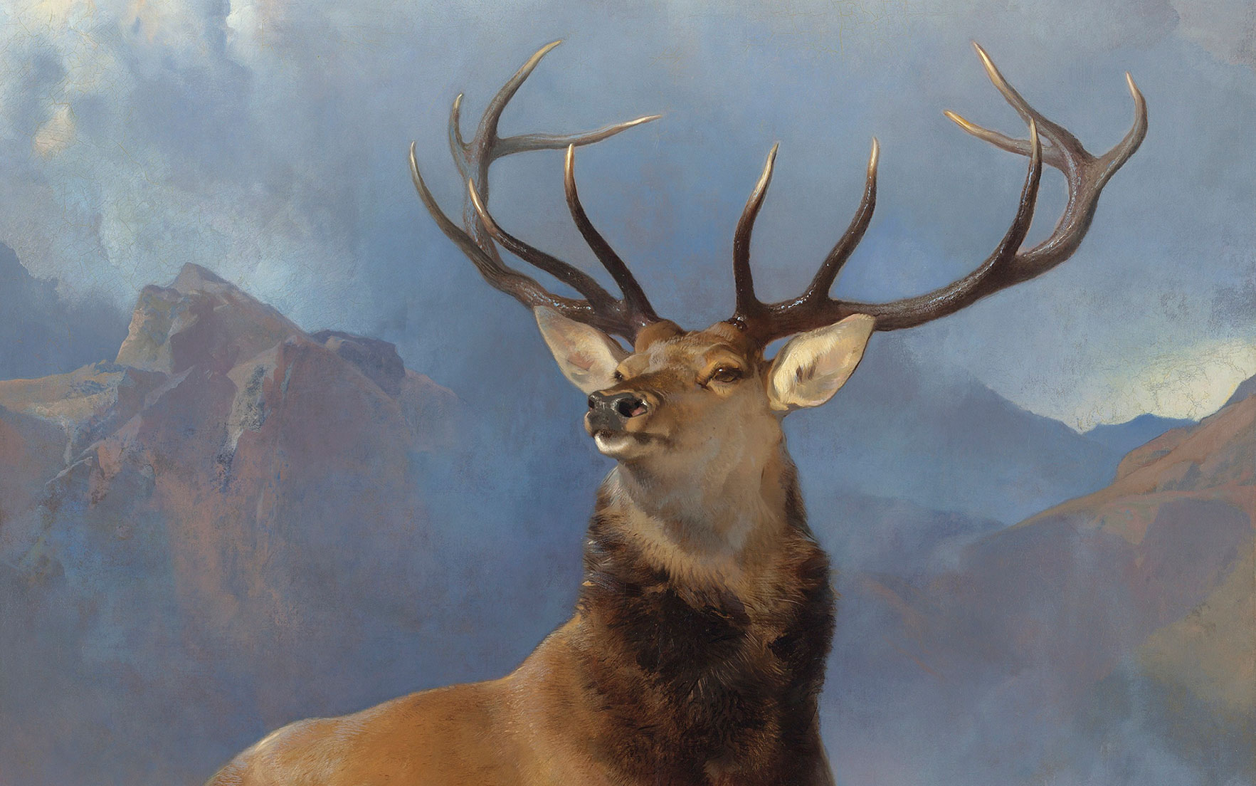 Landseer S The Monarch Of The Glen To Star In London