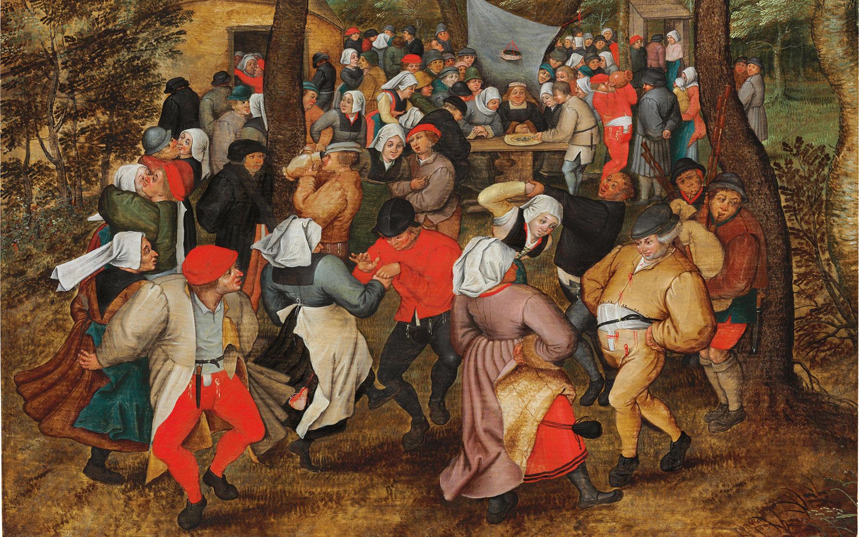Brand Brueghel