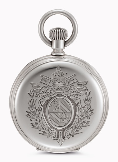 Patek Philippe. A fine and historically important silver openface pocket watch. Signed Patek Philippe & Co., Genève, movement & case No. 52233, Manufactured in 1876. Estimate $50,000-100,000. This lot is offered in Important Watches on 6 December 2016 at Christie's in New York, Rockefeller Plaza