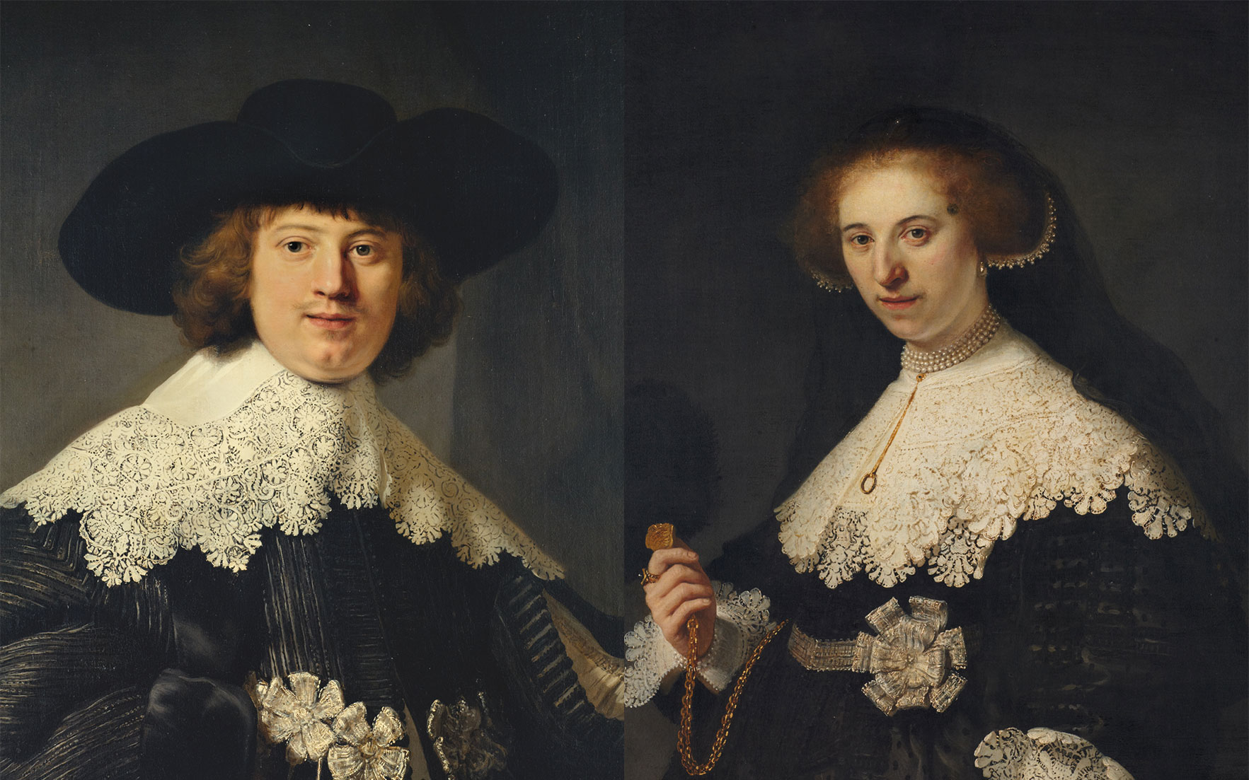 'My highlight of 2016' — Two masterpieces by Rembrandt