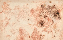 How to read drawings — 7 thing auction at Christies